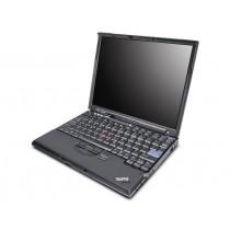 Lenovo ThinkPad X61s Refurbished Laptop Core 2 Duo 2 GB RAM 160 GB HDD 12 -inch Windows 7 Pro