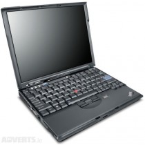 Lenovo ThinkPad X61s Refurbished Laptop Core 2 Duo 2 GB RAM 160 GB HDD 12 -inch Windows 7 Pro