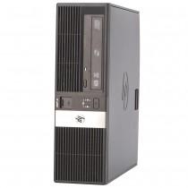 HP rp5800 Refurbished Desktop Core i5 8 GB RAM 500 GB HDD Windows 10 Pro SFF