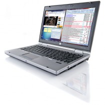 Refurbished HP EliteBook 2560p Notebook Core i5 12.5-inch 320 GB HDD 4 GB RAM Win 10 Pro