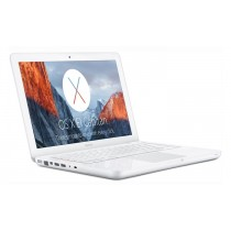 Apple MacBook A1342 Refurbished Laptop 13.3-inch Core 2 Duo 2 GB RAM 160 GB HDD OS X 10.7 Fully Activated