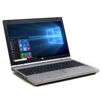 HP EliteBook 8560P Refurbished Notebook Core i5 320 GB HDD 4 GB RAM 15.6 -inch Windows 10 Pro