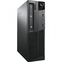 Lenovo ThinkCentre M91P Refurbished Desktop Core i5 4 GB RAM 500 GB HDD SFF Windows 10 Pro