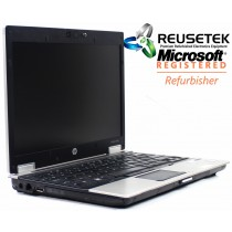 "HP Elitebook 2540P Core i7 2.1GHz 4GB RAM 250GB HDD 12.1"" Notebook Laptop"