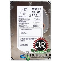 """Seagate ST3146855SS P/N: 9Z2066-054 F/W: S527 146GB 3.5"""" SAS Hard Drive"""