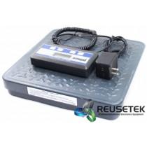 Pelouze 4010 150lb Cap. Heavy Duty Metal Electronic Utility Scale