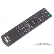 Used Authentic Sony RMT-D185A Refurbished Remote Control OEM