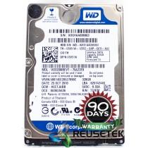 """Western Digital WD3200BEVT-75A23T0 DCM: HECTJABB 320GB 2.5"""" Laptop Sata Hard Drive"""