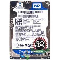 "Western Digital WD3200BPVT-75ZEST0 DCM: DHMTJHN 320GB 2.5"" Laptop Sata Hard Drive"
