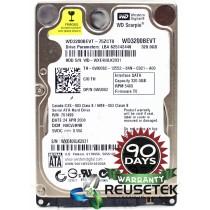 """Western Digital WD3200BEVT-75ZCT0 320GB 5400 RPM Sata 2.5"""" Hard Drive"""