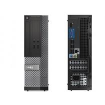 Dell Optiplex 3020 Refurbished Desktop 250 GB HDD 4 GB RAM Pentium Mini Tower Pre-installed Windows 10 Pro