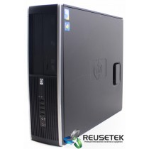HP Compaq Pro Small Form Factor Desktop PC Package