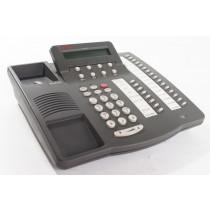 Lot of 11 Avaya 6424D+M Office Telephones