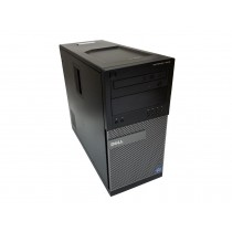 Refurbished Dell Core i3 Optiplex 7010 250GB HDD Windows 10 Professional 4GB RAM B Grade Mini Tower Computer #