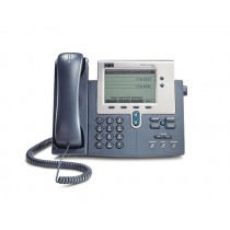Cisco CP-7940G Unified VoIP IP Office Phone