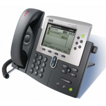 Cisco CP-7960G Unified VoIP IP Office Phone