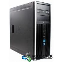 HP Compaq 8100 Elite LA006UT#ABA Mid Tower Desktop PC