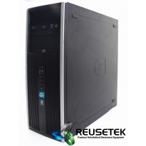 HP Compaq 8200 Elite Mid Tower Desktop PC - i5 @ 3.1 GHz / 6 GB / 500 GB Win 10