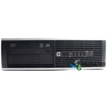 Refurbished HP Compaq 8200 Elite Small Form Factor Desktop PC - 3.1GHZ Core i5 6GB 500GB Business Desktop