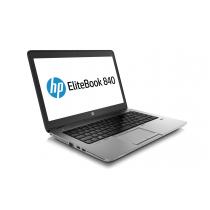 HP EliteBook 840 G1 Refurbished Ultrabook 128 SSD 8 GB RAM Core i5 14-inch Win 10 Pro