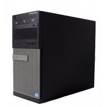 Refurbished Dell OptiPlex 9010 MT Mini Tower Computer 1 TB HDD 8 GB RAM Core i7-3770