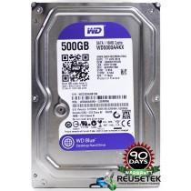 "Western Digital WD5000AAKX-22ERMA0 DCM: HBNNHT2CHB 500GB 2.5"" Laptop Sata Hard Drive"