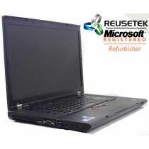 "Lenovo ThinkPad T510 Type: 4384-BA8 15.6"" Notebook Laptop"