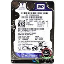 "Western Digital WD1600BEVT-75ZCT2 DCM: HBNTJHNB 160GB 2.5"" Laptop Sata Hard Drive"
