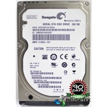 "Seagate ST9320423AS F/W: 0003HPM1 P/N: 9HV14E-020 320GB 2.5"" Laptop Sata Hard Drive"