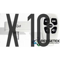 ABT iJet IJETABT01 Rev. 01 iPod Wireless RF Remote Control Lot of 10 (New)