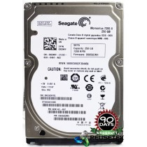 "Seagate ST9250410AS P/N: 9HV142-037 250GB 2.5"" SATA Hard Drive"