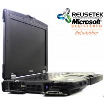"Dell Latitude E6400 XFR 14.1"" Notebook Laptop (Missing Door)"