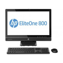 HP EliteOne 800 G1 Refurbished All-in-One Desktop 500 GB HDD 4 GB RAM Core i5 23-inch LED Pre-installed Windows 10 Pro