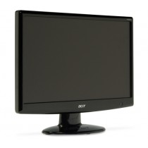 """Acer H203H 20"""" Black LCD Monitor"""