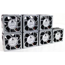 Lot of 7 HP Proliant AFC0612DE Server Fans