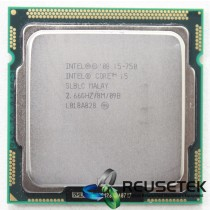 Intel Core i5-750 SLBLC 2.67GHz 2.5 GT/s LGA 1156 Processor