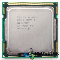 Intel Core i7-870 SLBJG 2.9Ghz 2.5GT/s LGA 1156 Processor