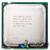 Intel Core 2 Duo E6850 SLA9U 3.00Ghz Processor
