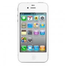 Apple iPhone 4 GSM Unlocked White A1332 Used Refurbished Smart Cell Phone