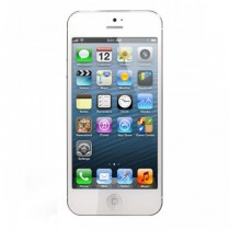 Apple iPhone 5 GSM Unlocked White A1428 Used Refurbished Smart Cell Phone