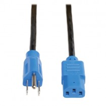 Standard A/C Power Cable for PC Computers (Blue Tip)