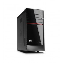 HP Pavilion HPE H8-1030 Refurbished Desktop PC AMD 8 GB RAM 1 TB HDD Windows 10 Professional