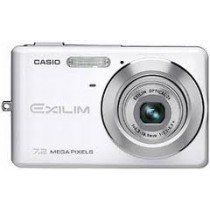 Casio Exilim EX-Z77 White Digital Camera