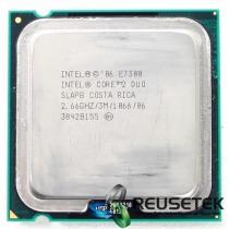 Intel Core 2 Duo E7300 SLAPB 2.66GHz/3M/1066/06 Processor