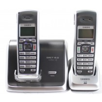 Uniden DECT 6.0 Cordless Phone with Caller ID + Extra Handset DECT2060-2