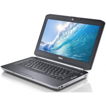 "Dell Latitude E5420 14"" Intel i3 4GB RAM 250GB HDD Windows 10 DVD-RW USB 2.0 Refurbished Notebook Laptop"
