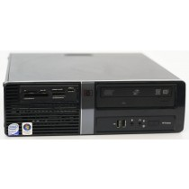 HP Compaq dx7500 Black Small Form Factor PC