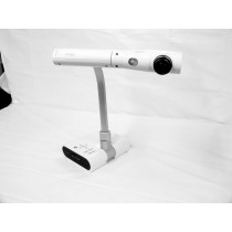 Elmo TT-02S Teacher's Tool Document Camera, LED Lamp, USB 2.0 SD Card Slot