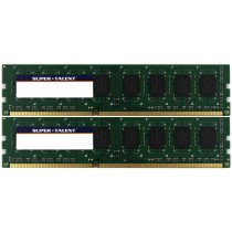 Super Talent T533UB1GV 2GB (1GBx2) PC2-4200 DDR2-533 Desktop Memory Ram