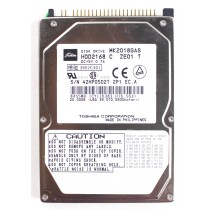 "Toshiba HDD2168 20GB 4200 RPM 2.5"" Ata Hard Drive"